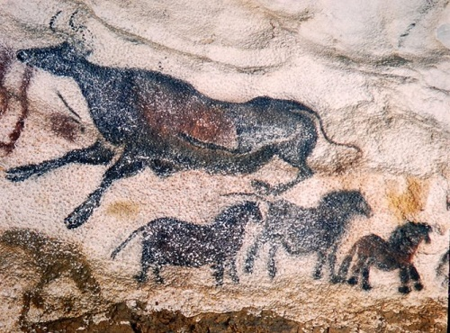 Lascaux Art from vanished people