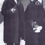 Wassily Kandinsky and Nina Andreevskaya, 1926