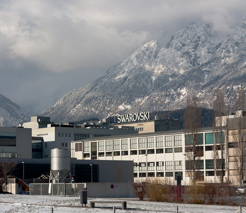 Swarovski Kristallwelten museum