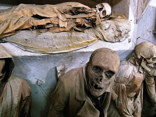 Mummies of Capuchin, Italy