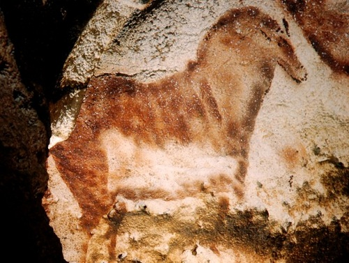strikingly lifelike, gorgeous handwork of a long-vanished people: the Cro-Magnon Lascaux Art