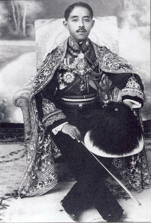 Prince Chakrabongse Bhuvanath