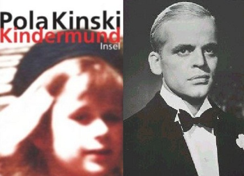 Klaus Kinski raped his daughter