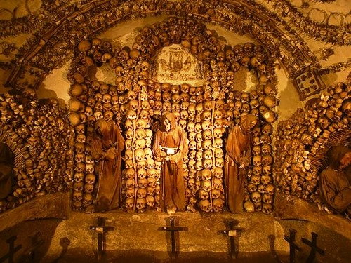Crypt, Rome