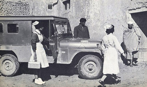 Afghanistan of 1960s