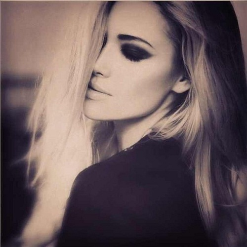 Beautiful Russian model Ehlona (Elona) Lebedeva