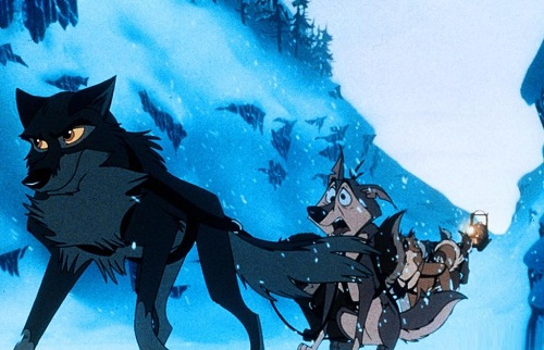 Balto,cartoon of 1995