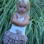 Beautiful little model Ira Brown