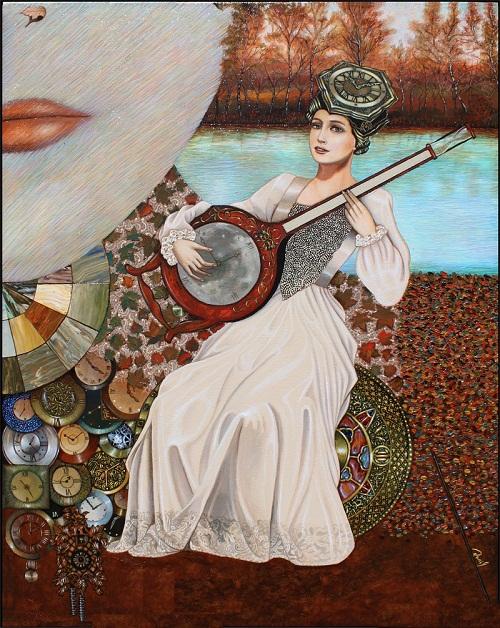 Paintings by Dasil