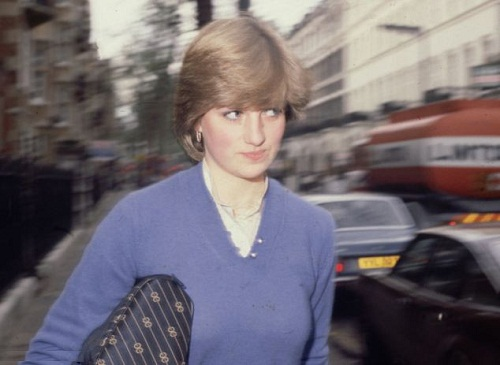 Diana Spencer and Adam Russell in Not to be published photo