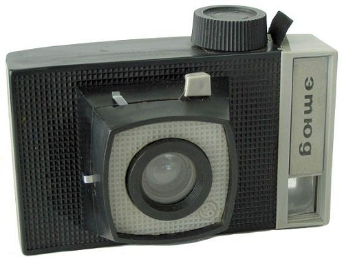 Cameras made in the USSR. Etude