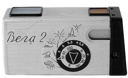 Cameras made in the USSR. Kiev Vega 2