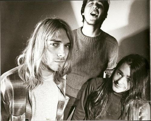 Little-known photographs of Nirvana