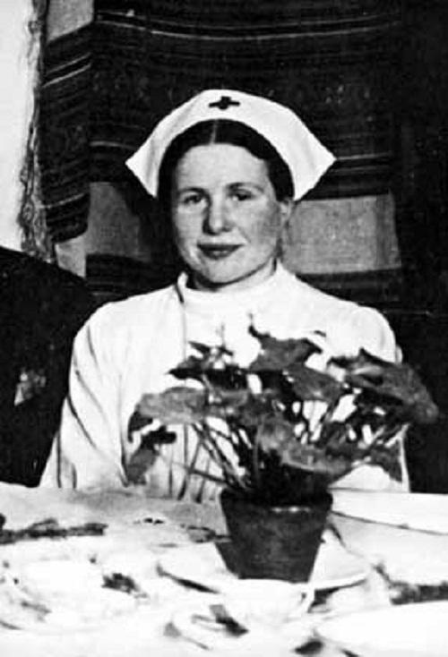 Irena Sendlers list