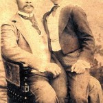 Prince Chakrobon with his father, King Rama V