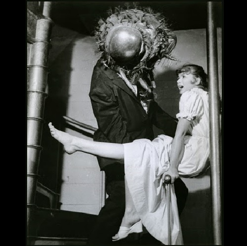 Fragment from the film Return of the Fly (1959), an extension of the horror movie The Fly (1958). Director - Edward Bernds