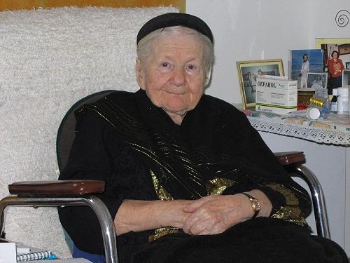 Irena Krzyzanowska