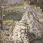 Wassily Kandinsky 1903 Bride, Russian Beauty