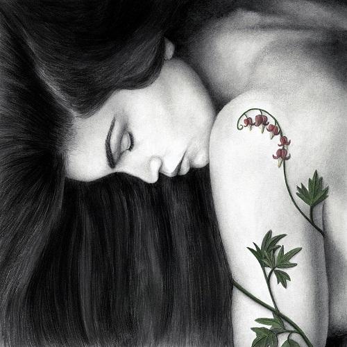 Painting beauty Pat Erickson