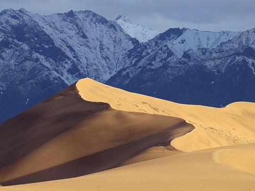 Chara Sands Siberian Sahara, photo by Alexander Savchenko