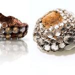 Beautiful jewelry art by Argentinian artist Luciana Rondolini