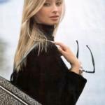 Marina Kotashenko as a model