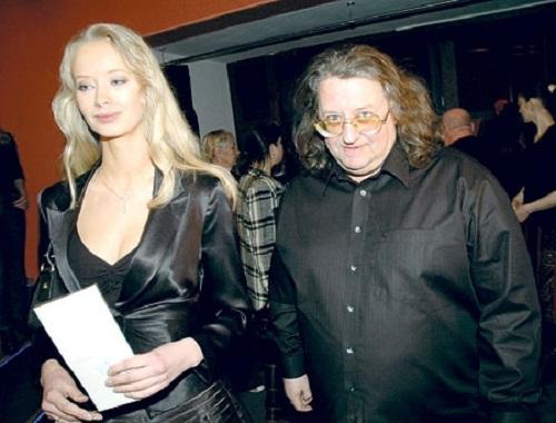 Beauty will save alexander gradsky and marina kotashenko for Alexander jehle