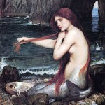 A Mermaid by John William Waterhouse, 1901