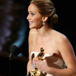 Oscar 2013 Jennifer Lawrence accepts the award for best actress