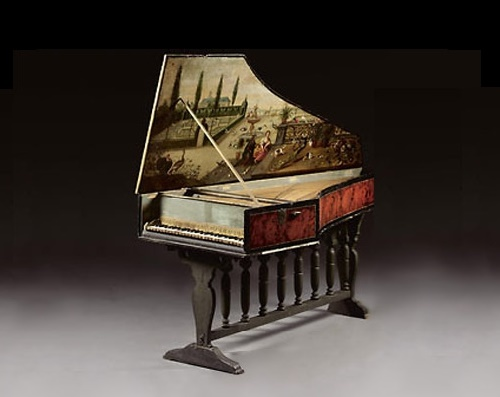 Most expensive musical instruments – Couchet harpsichord