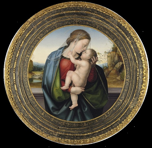 """Madonna and child"" by Fra Bartolomeo"