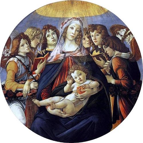 Madonna della Melagrana