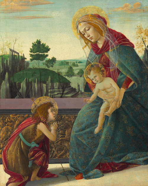 Botticelli's masterpiece sold for $ 10.4 million