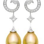 Napoli earrings by Van Cleef Arpels