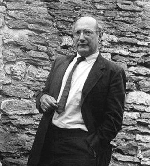 Photo of Mark Rothko by James Scott in 1959