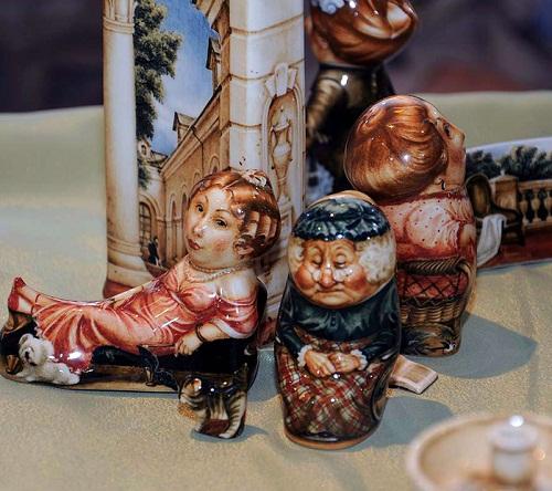 Porcelain world by Andrei Cherkasov