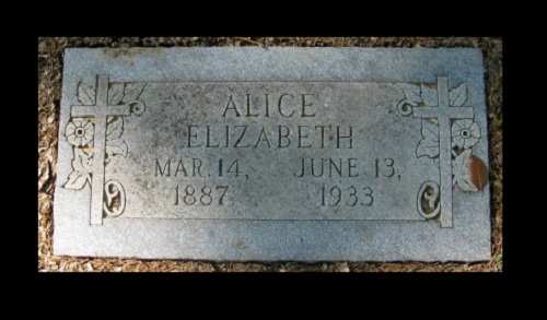 She died on June 13, 1933, for unknown reasons, at the age of 46