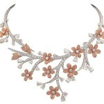 Van Cleef Arpels Souffle de printemps necklace