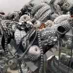 Creative jewelry art by Argentinian artist Luciana Rondolini