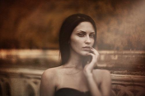 Waiting. Photographer Elena Alfyorova, Russia