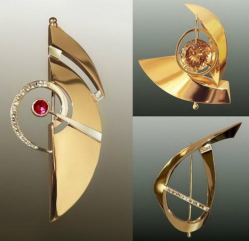 Artist and jeweler Georgi Matevosyan