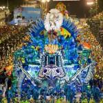 Brazilian Carnival, Rio de Janeiro, 2013