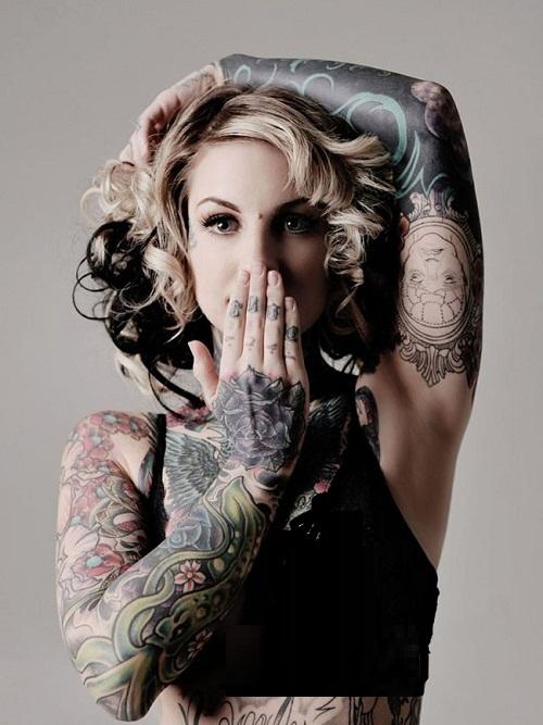 tattoos - Magazine cover