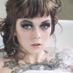 tattoo model