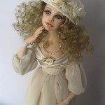 Beautiful dolls by Russian artist and designer Irina Smolnikova