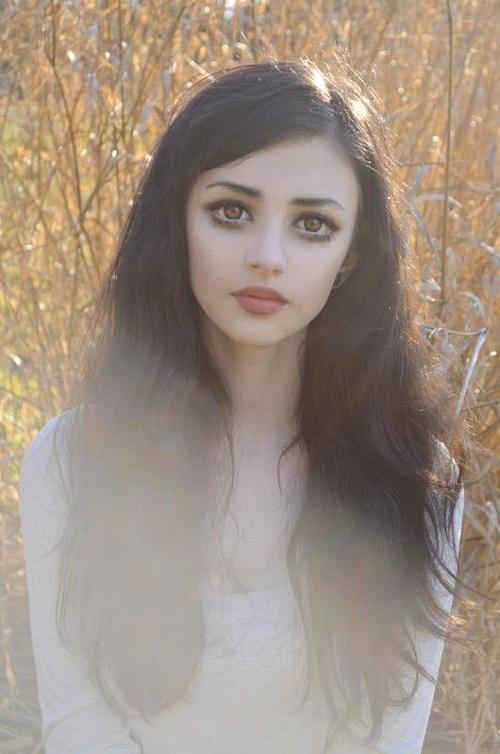 Mila Mortice Romanian-American Beauty
