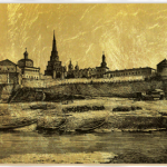 Fortress in Kazan, Russia