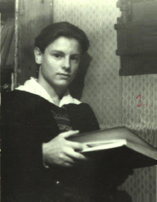 Andrei at age 17