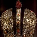Crown of Empress Anna Ivanovna, the 1730-1731 Master Gottlieb Wilhelm Dankel.