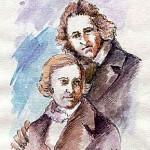 Brothers Grimm, artist Anatoly Konenko